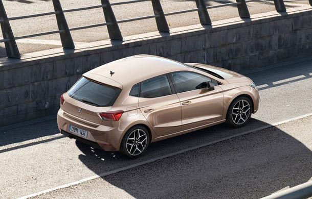Noua generație Seat Ibiza se prezintă oficial: look inspirat din Leon, dimensiuni mai mari, sisteme tehnologice de top - Poza 9