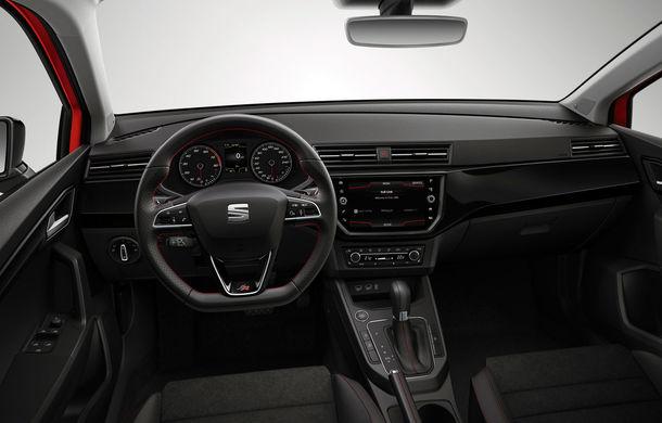 Noua generație Seat Ibiza se prezintă oficial: look inspirat din Leon, dimensiuni mai mari, sisteme tehnologice de top - Poza 10