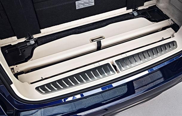 De familie germană: noua generație BMW Seria 5 primește versiunea break Touring - Poza 55