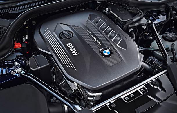 De familie germană: noua generație BMW Seria 5 primește versiunea break Touring - Poza 67