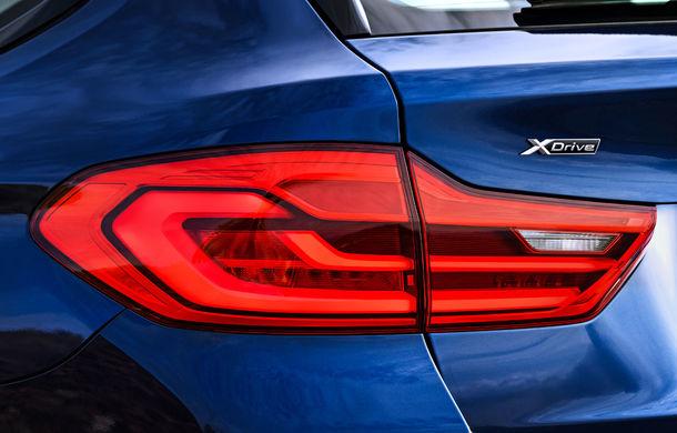 De familie germană: noua generație BMW Seria 5 primește versiunea break Touring - Poza 24