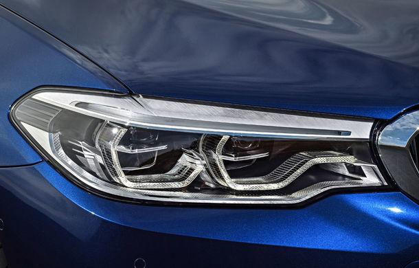 De familie germană: noua generație BMW Seria 5 primește versiunea break Touring - Poza 25