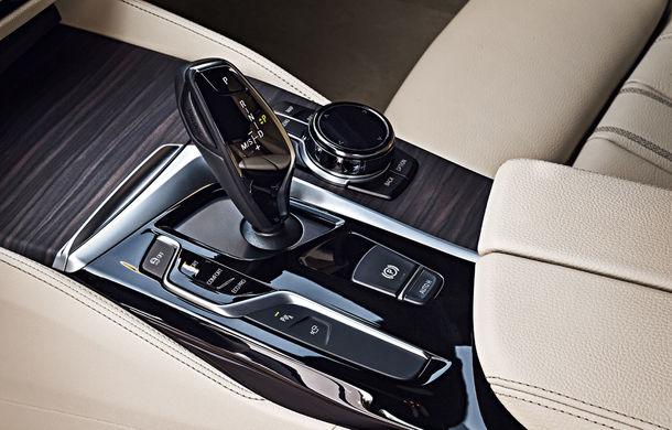 De familie germană: noua generație BMW Seria 5 primește versiunea break Touring - Poza 64