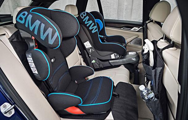 De familie germană: noua generație BMW Seria 5 primește versiunea break Touring - Poza 56