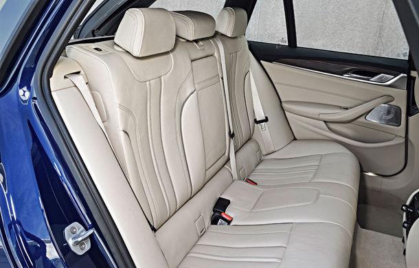 De familie germană: noua generație BMW Seria 5 primește versiunea break Touring - Poza 60