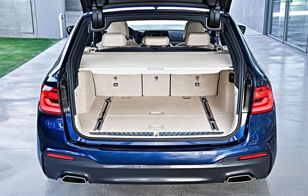 De familie germană: noua generație BMW Seria 5 primește versiunea break Touring - Poza 51