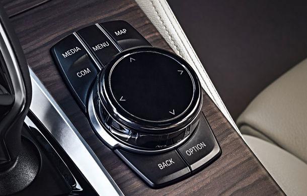 De familie germană: noua generație BMW Seria 5 primește versiunea break Touring - Poza 66
