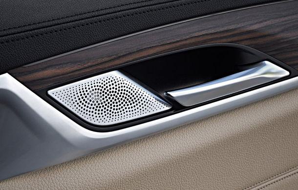 De familie germană: noua generație BMW Seria 5 primește versiunea break Touring - Poza 58