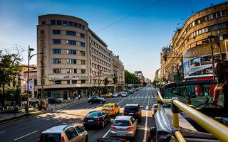 Primăria Capitalei propune benzi unice pentru transportul în comun pe 29 de bulevarde