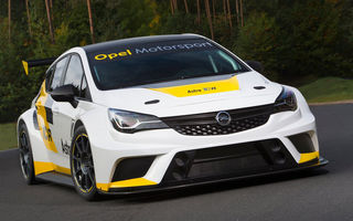 Vești bune pentru fanii Opel: noul Astra OPC se pregătește de lansare în 2017