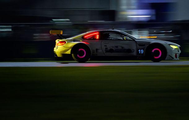 Vernisaj de 24 de ore: am asistat pe circuit la momentul în care cel de-al 19-lea BMW Art Car a terminat Cursa de 24 de ore de la Daytona - Poza 8