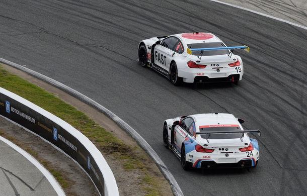 Vernisaj de 24 de ore: am asistat pe circuit la momentul în care cel de-al 19-lea BMW Art Car a terminat Cursa de 24 de ore de la Daytona - Poza 3