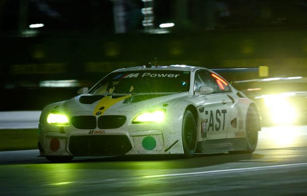 Vernisaj de 24 de ore: am asistat pe circuit la momentul în care cel de-al 19-lea BMW Art Car a terminat Cursa de 24 de ore de la Daytona - Poza 7