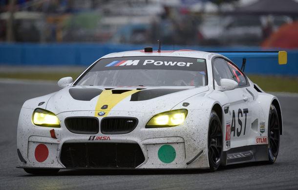 Vernisaj de 24 de ore: am asistat pe circuit la momentul în care cel de-al 19-lea BMW Art Car a terminat Cursa de 24 de ore de la Daytona - Poza 2