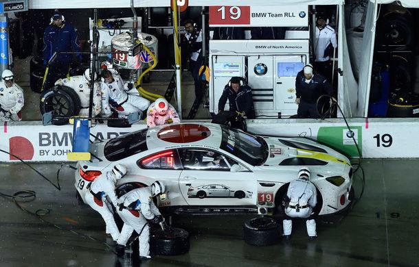 Vernisaj de 24 de ore: am asistat pe circuit la momentul în care cel de-al 19-lea BMW Art Car a terminat Cursa de 24 de ore de la Daytona - Poza 9