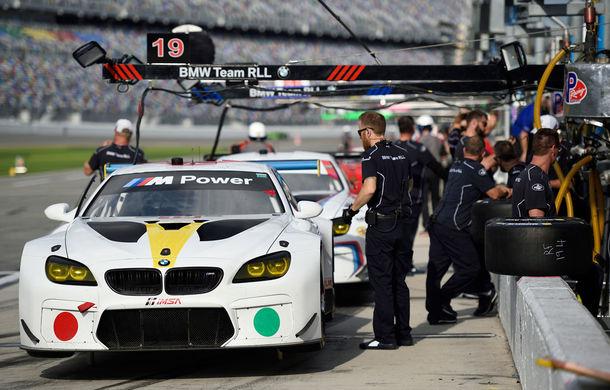 Vernisaj de 24 de ore: am asistat pe circuit la momentul în care cel de-al 19-lea BMW Art Car a terminat Cursa de 24 de ore de la Daytona - Poza 4