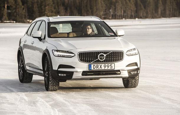 Aventură în ADN: la plimbare cu noul Volvo V90 Cross Country prin Suedia - Poza 19