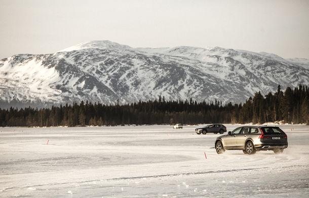 Aventură în ADN: la plimbare cu noul Volvo V90 Cross Country prin Suedia - Poza 15