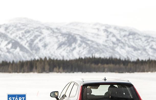 Aventură în ADN: la plimbare cu noul Volvo V90 Cross Country prin Suedia - Poza 17