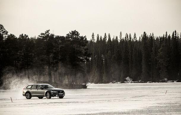 Aventură în ADN: la plimbare cu noul Volvo V90 Cross Country prin Suedia - Poza 18