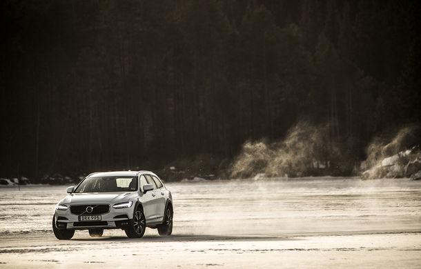 Aventură în ADN: la plimbare cu noul Volvo V90 Cross Country prin Suedia - Poza 1