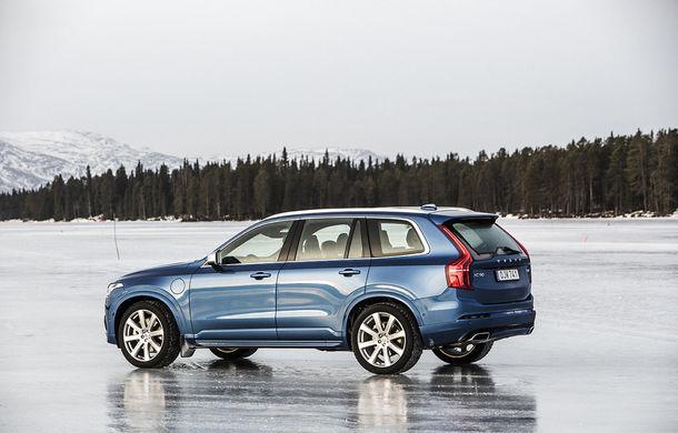 Aventură în ADN: la plimbare cu noul Volvo V90 Cross Country prin Suedia - Poza 5