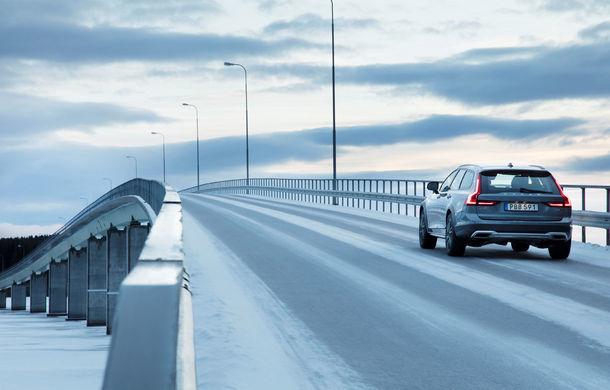 Aventură în ADN: la plimbare cu noul Volvo V90 Cross Country prin Suedia - Poza 27