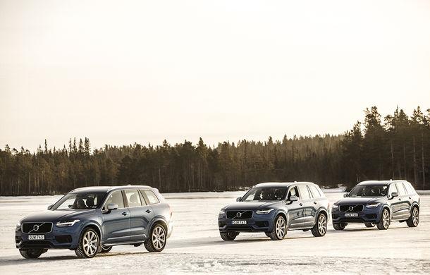 Aventură în ADN: la plimbare cu noul Volvo V90 Cross Country prin Suedia - Poza 13