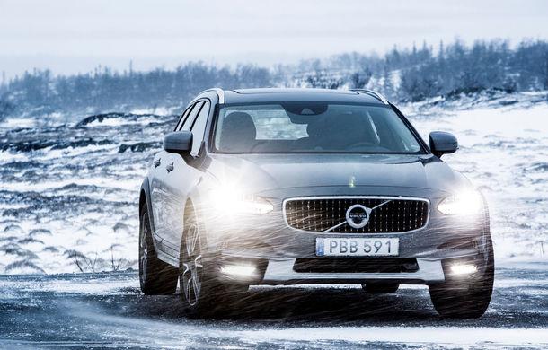 Aventură în ADN: la plimbare cu noul Volvo V90 Cross Country prin Suedia - Poza 33