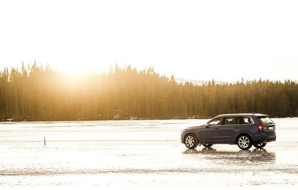 Aventură în ADN: la plimbare cu noul Volvo V90 Cross Country prin Suedia - Poza 6