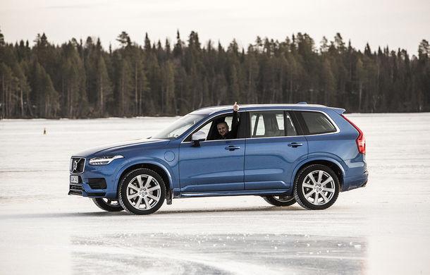 Aventură în ADN: la plimbare cu noul Volvo V90 Cross Country prin Suedia - Poza 7
