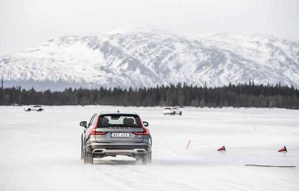Aventură în ADN: la plimbare cu noul Volvo V90 Cross Country prin Suedia - Poza 3