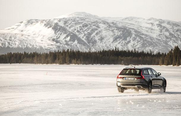 Aventură în ADN: la plimbare cu noul Volvo V90 Cross Country prin Suedia - Poza 14