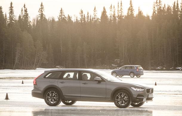 Aventură în ADN: la plimbare cu noul Volvo V90 Cross Country prin Suedia - Poza 2