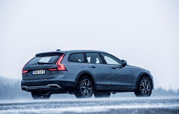 Aventură în ADN: la plimbare cu noul Volvo V90 Cross Country prin Suedia - Poza 31
