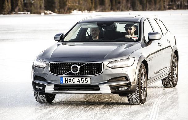 Aventură în ADN: la plimbare cu noul Volvo V90 Cross Country prin Suedia - Poza 16