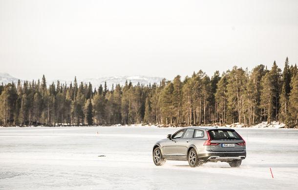 Aventură în ADN: la plimbare cu noul Volvo V90 Cross Country prin Suedia - Poza 10