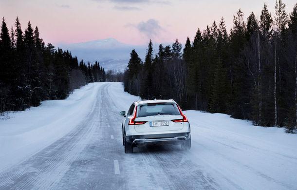 Aventură în ADN: la plimbare cu noul Volvo V90 Cross Country prin Suedia - Poza 26
