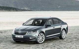 Momentul adevărului: controversatul Skoda Octavia facelift a intrat în producție
