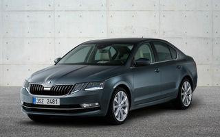 Skoda Octavia facelift va primi noul motor pe benzină de 1.5 litri utilizat de Volkswagen Golf 7 facelift