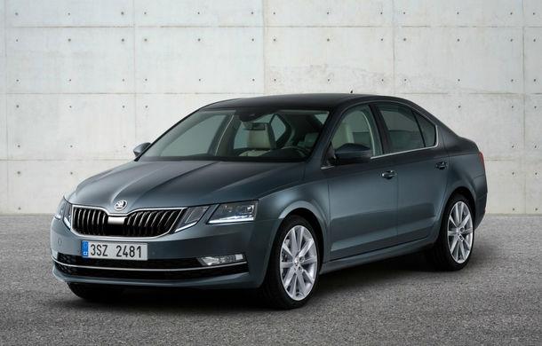 Skoda Octavia facelift va primi noul motor pe benzină de 1.5 litri utilizat de Volkswagen Golf 7 facelift - Poza 1