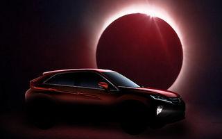 Mitsubishi reintră în joc: Eclipse Cross este un SUV compact care se va bate cu Nissan Qashqai