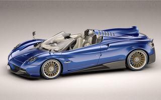 Apogeul decapotabilei: s-a lansat noul Pagani Huayra Roadster, o mașină de 2.3 milioane de euro
