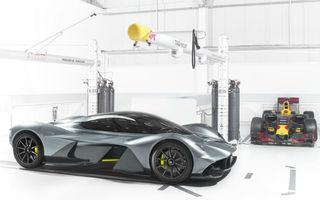Supercarul Aston Martin este tot mai aproape: lista companiilor care vor lucra la dezvoltarea lui include Cosworth și Bosch