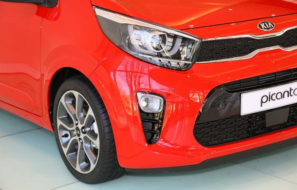 Noua generație Kia Picanto se prezintă: 3 motoare pe benzină, implicit un 1.0 Turbo de 100 CP - Poza 45
