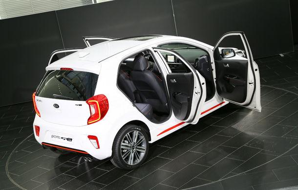 Noua generație Kia Picanto se prezintă: 3 motoare pe benzină, implicit un 1.0 Turbo de 100 CP - Poza 24