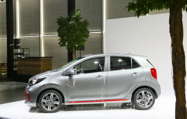 Noua generație Kia Picanto se prezintă: 3 motoare pe benzină, implicit un 1.0 Turbo de 100 CP - Poza 6