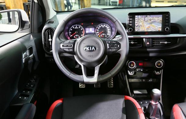 Noua generație Kia Picanto se prezintă: 3 motoare pe benzină, implicit un 1.0 Turbo de 100 CP - Poza 35