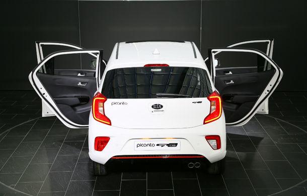 Noua generație Kia Picanto se prezintă: 3 motoare pe benzină, implicit un 1.0 Turbo de 100 CP - Poza 25