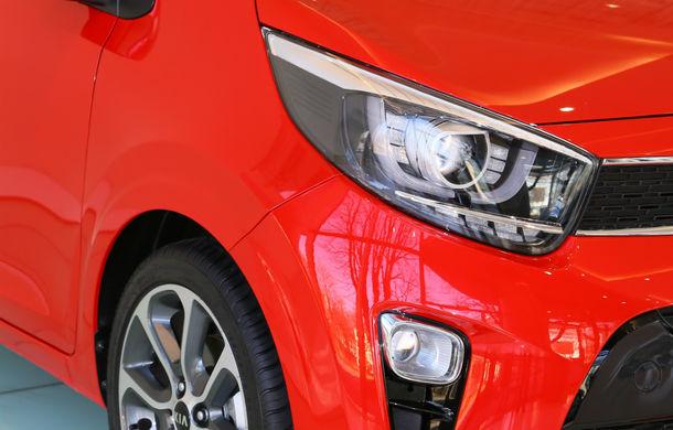 Noua generație Kia Picanto se prezintă: 3 motoare pe benzină, implicit un 1.0 Turbo de 100 CP - Poza 46